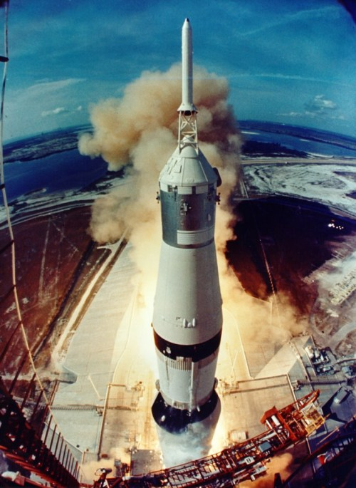 Apollo 11 Launch (39961)