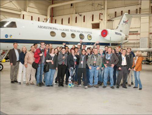 2014-11-17 Armstrong 'FlyNasa' NASA Social