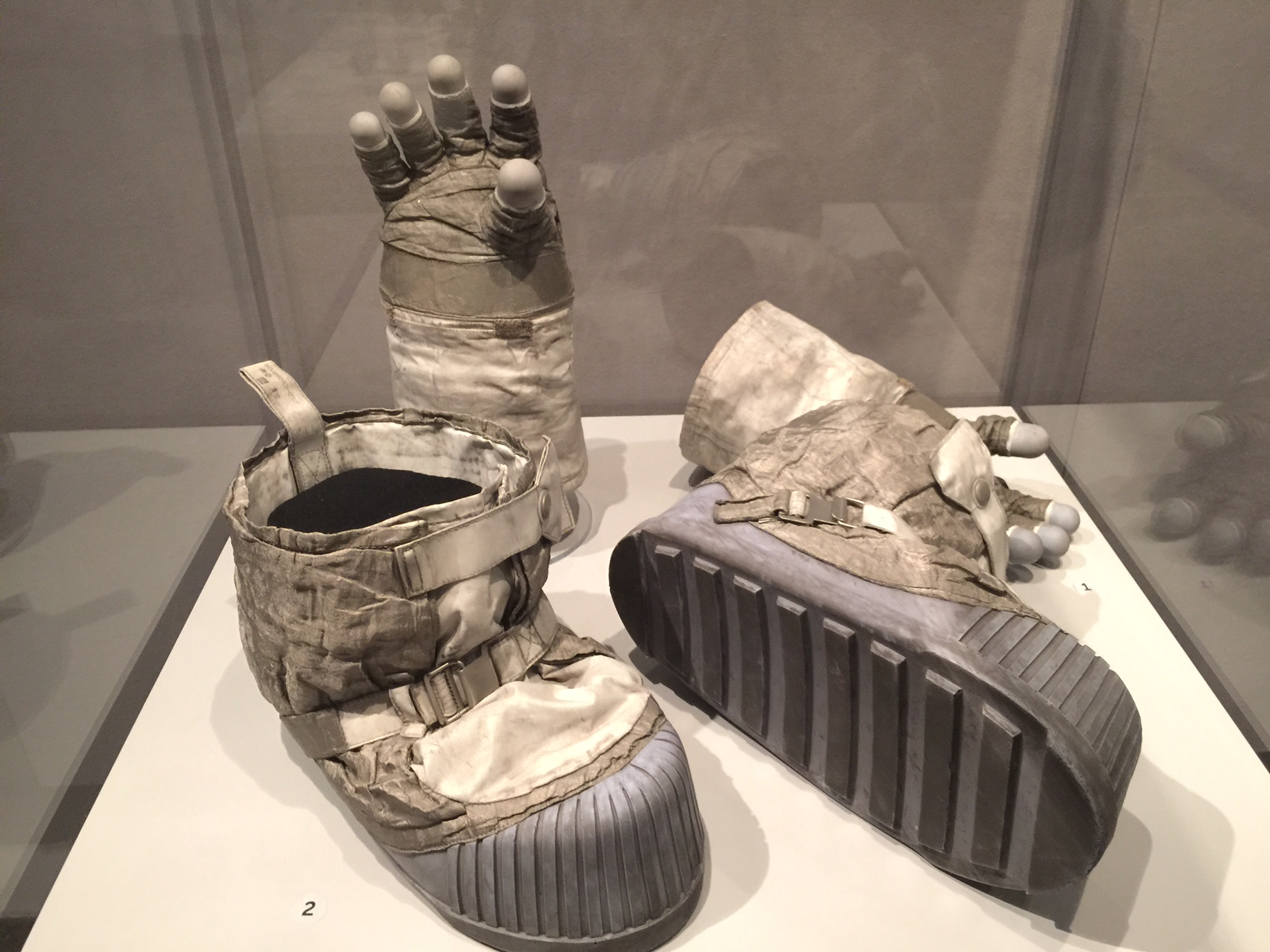 apollo 11 space suit boots - photo #41
