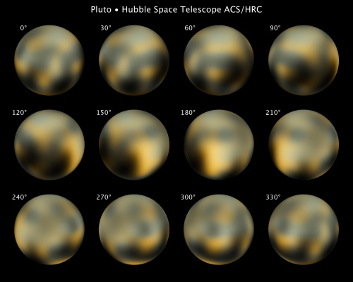 Best Hubble Photos - NASA - ESA - M Buie at SwRI