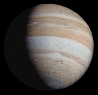 Pioneer 11 - Jupiter