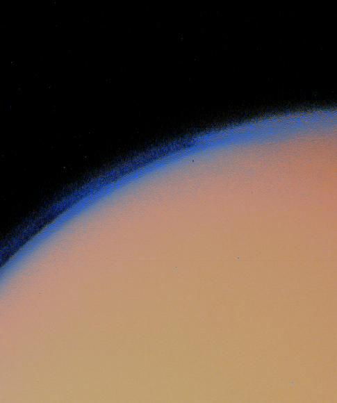 Voyager 1 Titan
