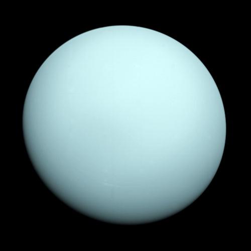 Voyager 2 Uranus