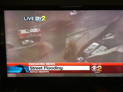2015-10-19-1705 CBS2 Local Flooding